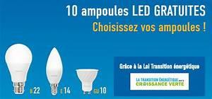 Ampoules Gratuites Edf : ampoules led gratuites actualit et conso ~ Melissatoandfro.com Idées de Décoration