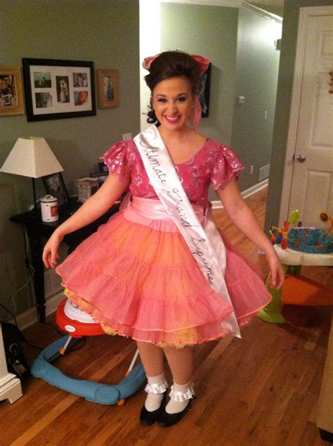Ultimate Grand Supreme Beauty pageant kid Halloween