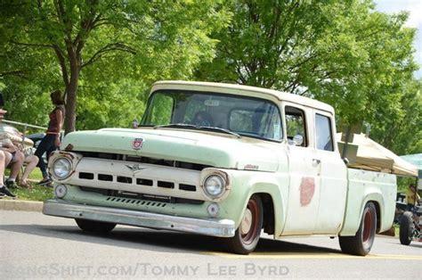 1957 ford f100 factory crew cab rod resto mod