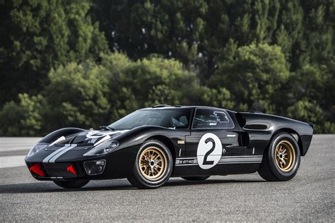 superformance launches  anniversary ford gt