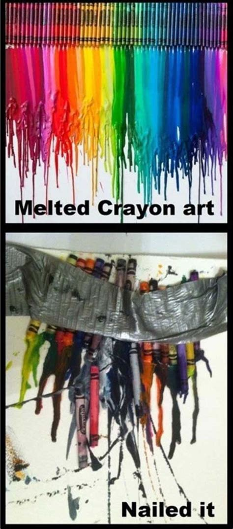 pinterest inspired crafts  totally fail   levels