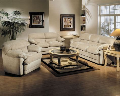 Houzz Living Room Furniture by Bella Beige Easy Rider 3 Pc Sofa Set Contemporary