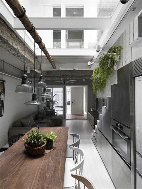 story townhouse renovated  taipei kc design studio