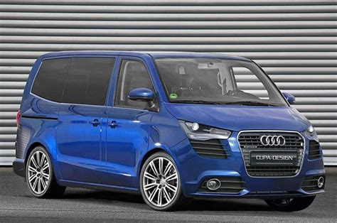 audi multivan t5 rendering by cupa design auto news audi vehicles automobile