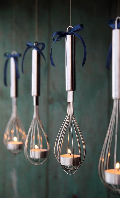 diy hanging candle lanterns diy hanging whisk tea light candle holder votive decor