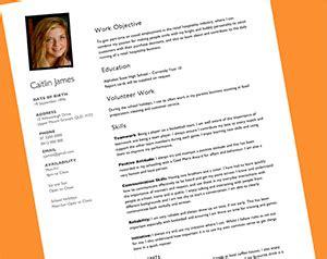 teenage resume template project scope template