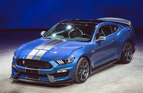 2019 Ford Mustang Shelby Gt350  New Cars And Trucks