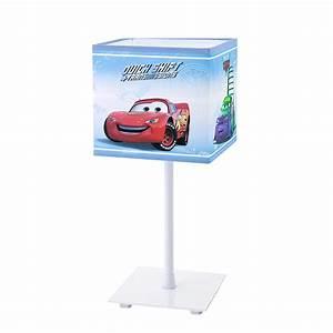 Lampe Bureau Enfant : lampe de bureau cars disney ~ Teatrodelosmanantiales.com Idées de Décoration