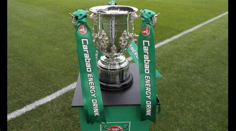 Carabao Cup draw: When is the fourth round draw? Start ...