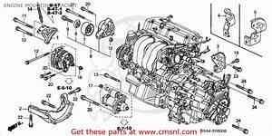 2004 Honda Crv Engine Diagram
