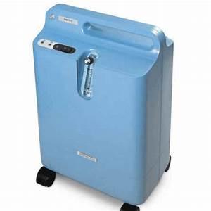 Respironics Everflo Q 5-liter Oxygen Concentrator