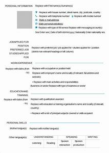45 blank resume templates free samples examples With free academic resume template