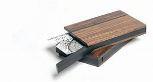 Holz Dunkel ölen : holz visitenkartenetui leyla art ~ Michelbontemps.com Haus und Dekorationen