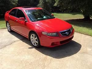 2005 Acura Tsx 6-speed