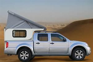 Nissan Navara Double Cabine : rrcab cellule de camping 4x4 amovible sur pick up nissan navara double cabine ~ Gottalentnigeria.com Avis de Voitures