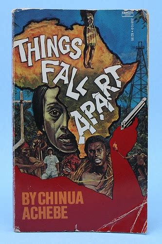 Things Fall Appart by Jim Crace S Top Ten List Www Toptenbooks Net
