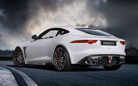 2015 Startech Jaguar F Type Coupe 2 Wallpaper