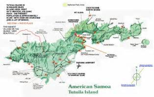 Pago Pago American Samoa Map