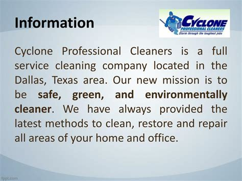 cleaning services  cyclone professional cleaners