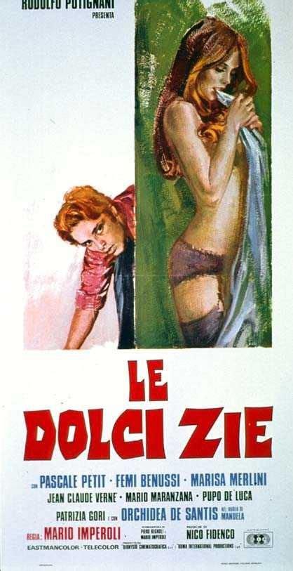 pascale petit le dolci zie le dolci zie 1975 italy by mario imperoli femi