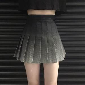Pleated skirt on Tumblr