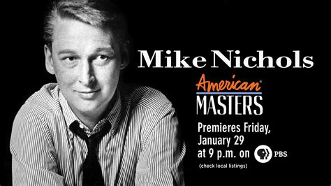 mike nichols wit first documentary on mike nichols will launch 30th season