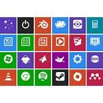 Metro Icons Icon Pack Microsoft Deviantart Windows