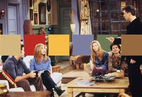 tv show derived color palettes interior color inspiration
