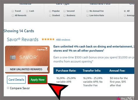 We did not find results for: CapitalOne.com - Apply for Savor Rewards from Capital One Credit Card $500 Bonus