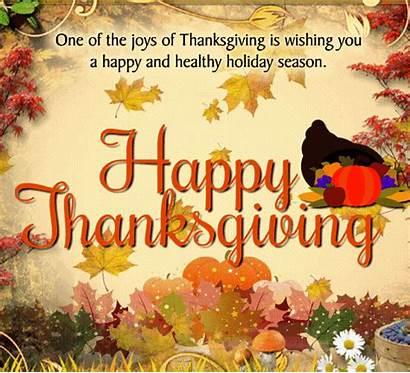 Thanksgiving Ecard Wish Nice Happy 123greetings Wishes