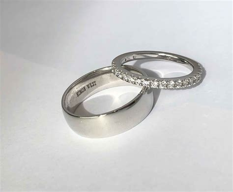 hand crafted wedding rings engagement rings melbourne custom handmade wedding bands