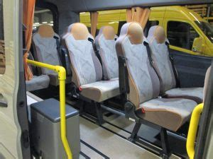 TS City Shuttle Ford Transit  TS Fahrzeugtechnik GmbH