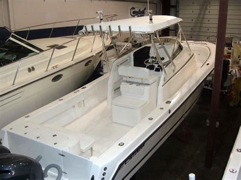 Contender 31 Fisharound Used Boats by Reduced New Price 31 Contender Fisharound 2005 Sold
