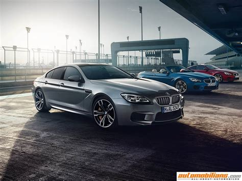 Mobil Bmw M6 Gran Coupe by Bmw M6 Gran Coup 233 Launched In India At Rs 1 71 Crores Ex