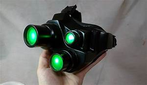 Archer's Goggles from Splinter Cell: Conviction. by ...