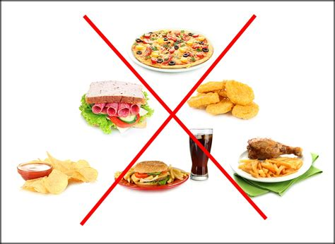 7 Food You Should Totally Avoid To Stay Healthy