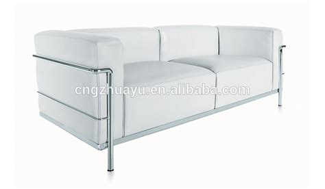 lc3 fauteuil le corbusier lc3 fauteuil woonkamer sofa product id 530178041 alibaba