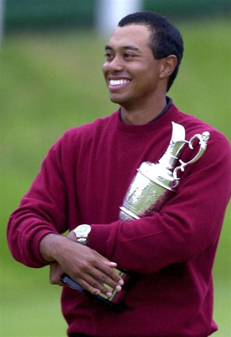 tiger woods wins   british open   birthplace
