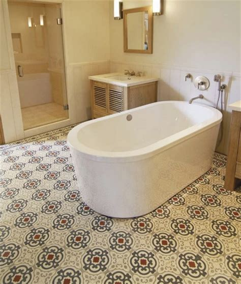 vintage bathroom tile ideas vintage bathroom flooring ideas house decor ideas