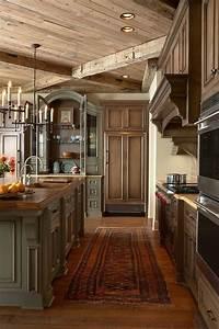 Rustic, Contemporary, Interior, Design