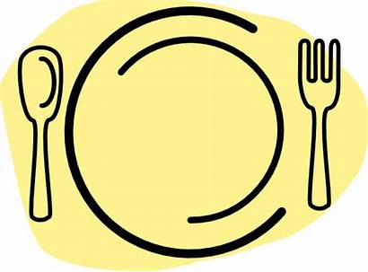 Dinner Clipart Clip Meal Supper Foods