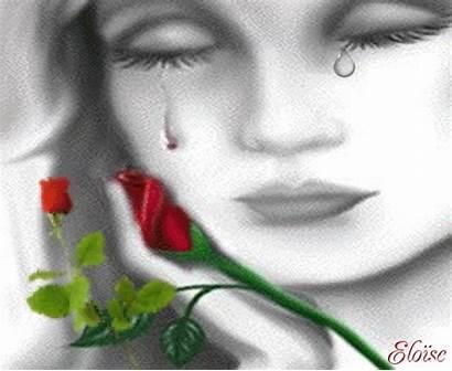 Triste Femme Amour Chagrin Amitie Perdue