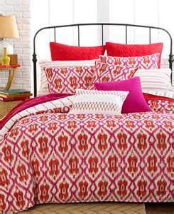 closeout tommy hilfiger preppy ikat comforter and duvet cover sets bedding collections bed