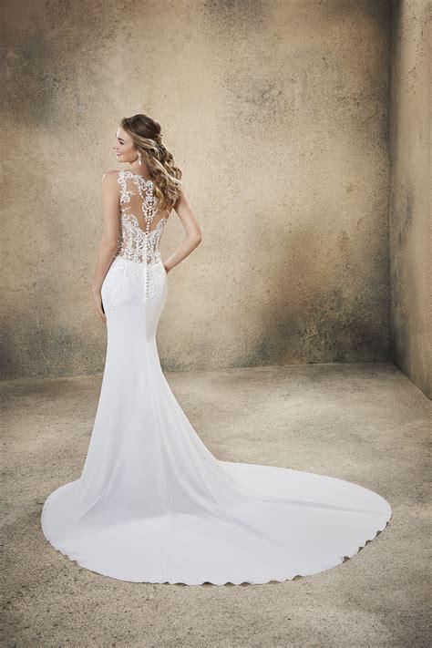 rebel wedding dress morilee