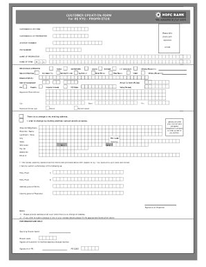 kyc form er picture fill  printable fillable