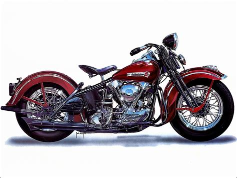 Harley-davidson Wallpaper And Background