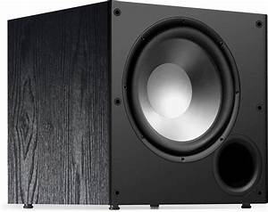 Polk Audio Psw108 Powered Subwoofer At Crutchfield Com