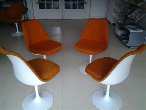 chaise tulipe a vendre chaise pied tulipe occasion