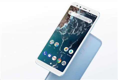 xiaomi mi a2 price leaked on india app official