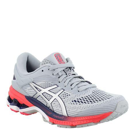 Women's Asics, Gel Kayano 26 - Wide Width   Peltz Shoes